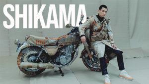 Designer de moda japonês inspira-se na filosofia de desenvolvimento Jinki Kanno da Yamaha Motor. thumbnail