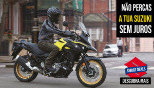 Campanha Financiamento sem Juros Suzuki Smart Deals thumbnail
