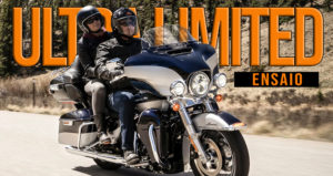 Ensaio Harley-Davidson Ultra Limited 114 de 2019 thumbnail