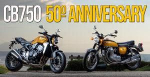 Honda celebra os 50 anos da CB750 no Wheels & Waves em Biarritz thumbnail