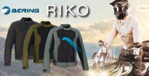 Bering RIKO – Blusão de verão com painéis de ventilação. thumbnail