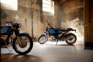 Nova BMW R NineT /5 – Edição comemorativa de 50 anos de produção thumbnail