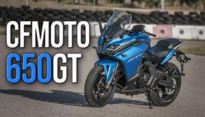 CFMOTO 650GT – Já disponível no mercado nacional thumbnail