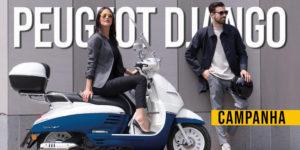 Novas Cores Peugeot Django 125 ABS e Campanha thumbnail