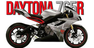 A Triumph confirma o lançamento de uma Edição Especial da nova DAYTONA 765R thumbnail