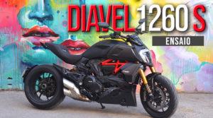"Ensaio Ducati Diavel 1260 S de 2019 – Uma ""Naked Power Cruiser"" thumbnail"