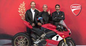 Panigale V4 25°Anniversario 916 – O tributo da Ducati à moto que mudou a história das Superbike thumbnail