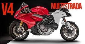 Ducati Multistrada V4 com 190 CV quase certa como modelo 2020 thumbnail