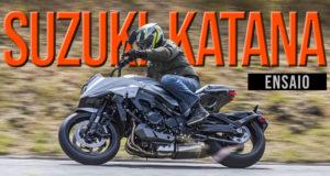 ENSAIO SUZUKI KATANA 1000 de 2020 – de Regresso ao Futuro thumbnail