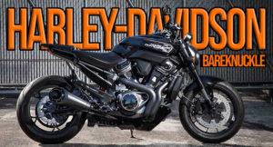 Harley-Davidson Bareknuckle – A nova Streetfighter norte-americana thumbnail