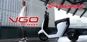 "Honda V-GO – Uma nova Scooter Elétrica da marca japonesa ""Made in China"" thumbnail"