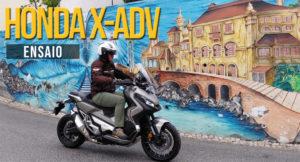 ENSAIO HONDA X-ADV de 2019 – Um SUV de duas rodas thumbnail