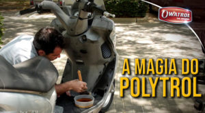 Como renovar os plásticos das nossas motos – Ou o efeito mágico do Polytrol thumbnail