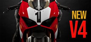 A Ducati celebra o 25º aniversário da 916 com uma edição limitada da Panigale V4 thumbnail