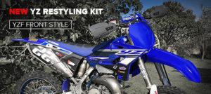 "Polisport anuncia a disponibilidade de um novo Kit Yamaha YZ ""Restyling"". thumbnail"