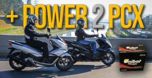 Unibat Factory Activated – Mais energia para a Honda PCX thumbnail