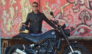 Ricardo Trêpa na Benelli Leoncino fala-nos da sua paixão pelas motos thumbnail