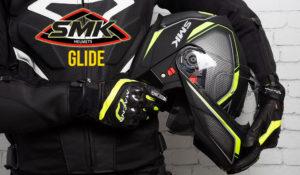 Capacete SMK Glide – Modular e Desportivo thumbnail