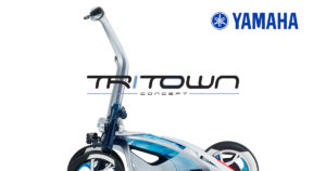 Yamaha Tritown – Mobilidade urbana elétrica em 3 rodas thumbnail