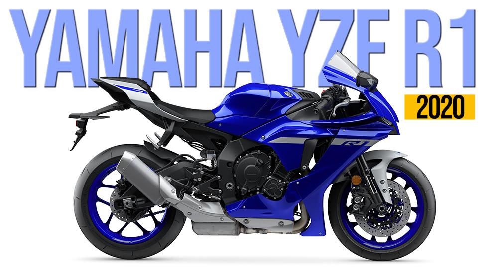 Apresentada A Nova Yamaha R1 De 2020 Motomais