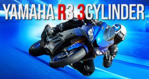 Uma Yamaha YZF-R3 de 3 Cilindros para 2020 ? thumbnail