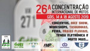 Vários milhares de motociclistas estão em Góis para a 26ª Concentração Internacional de Motos thumbnail