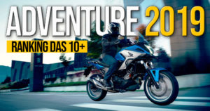 Ranking das Motos Adventure mais vendidas no Q1/ 2019 – Dados ACAP thumbnail