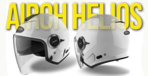Capacete Jet Airoh Helios – Ideal para o verão thumbnail