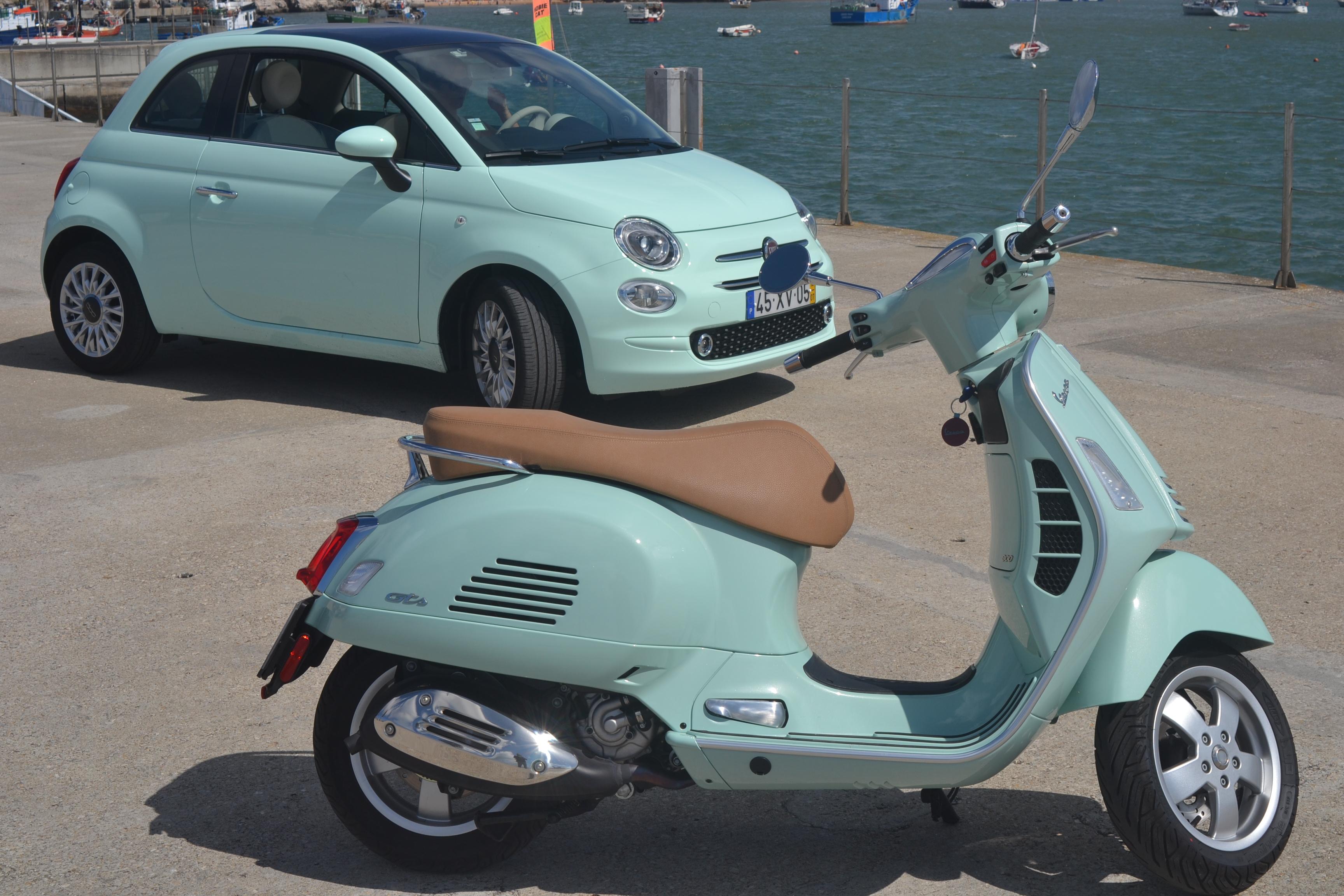 Ensaio Vespa Gts 300 Hpe Um Vespone Com Motor High Power Motomais