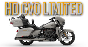 Nova Harley Davidson CVO Limited 2020 thumbnail