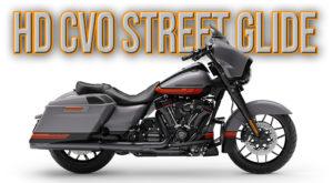 Nova Harley-Davidson CVO Street Glide 2020 thumbnail