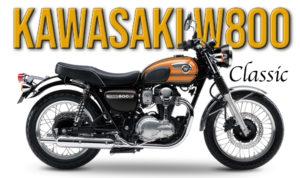 A Kawasaki pretende recuperar o modelo mais Clássico da W800 para 2020 thumbnail