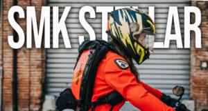 Capacete SMKStellar – Design desportivo, jovem e moderno thumbnail
