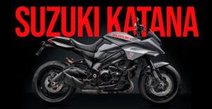 Suzuki Katana versão Streetfighter com Kit Rizoma thumbnail