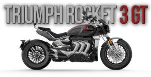 Nova TRIUMPH ROCKET 3 GT de 2020 thumbnail