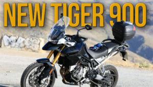 Uma nova Triumph Tiger 900 estará a ser testada thumbnail