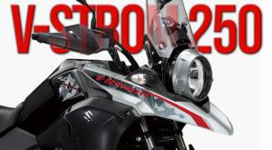 Novas cores da Suzuki V-Strom 250 2020 anunciadas no Japão thumbnail