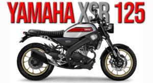 Yamaha XSR 125 – Possível novo modelo para 2020 ? thumbnail