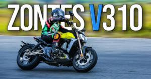 ZONTES V 310 – Estética arrebatadora e uma relação preço/qualidade imbatíveis. thumbnail