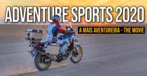 Honda Africa Twin Adventure Sports 2020 – Novo modelo com mais potência e maior sofisticação. thumbnail