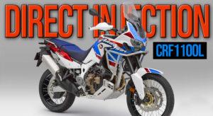 A nova Honda Africa Twin CRF1100L com Injecção Directa thumbnail
