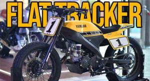 Yamaha XSR155 FLAT TRACKER thumbnail