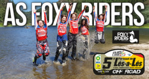 As Foxy Riders no Lés a Lés OffRoad thumbnail