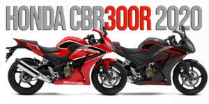 Honda CBR300R – Novidade 2020 thumbnail