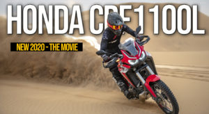 Africa Twin CRF1100L 2020 – The Movie thumbnail