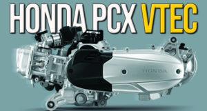 A Honda PCX poderá vir a montar motor VTEC de 4 válvulas thumbnail