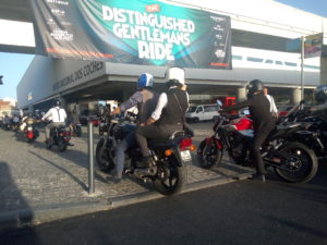 "Milhares participam na ""Distinguished Gentlemen's Ride"" thumbnail"