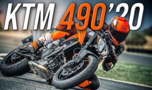 A KTM irá apresentar uma nova gama 490 em 2020 thumbnail