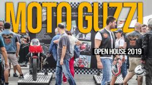 Mais de 30.000 visitantes no Moto Guzzi Open House 2019 thumbnail