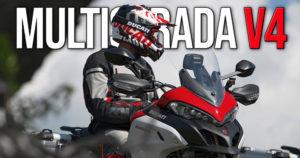 Ducati confirma oficialmente a produção de uma Multistrada V4 para 2021 thumbnail